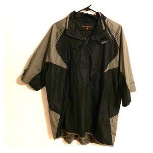 Storm pack polyester jacket size XL